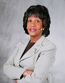 Congresswoman Maxine Waters NWPC Endorsed Candidates